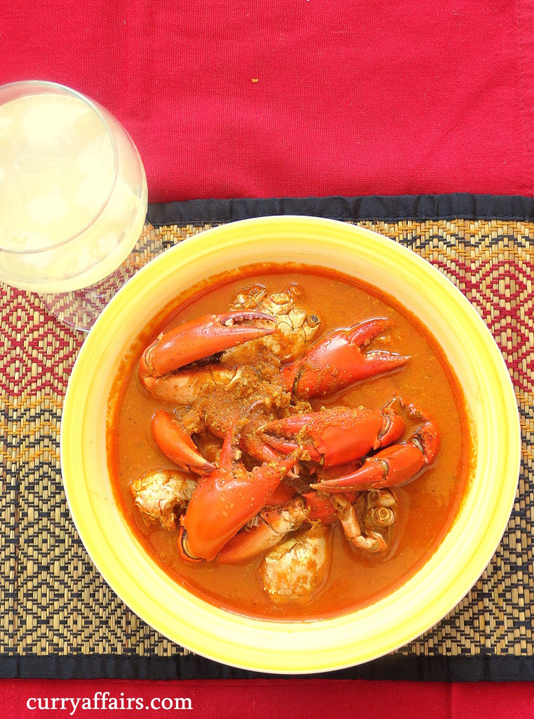 Kokani Crab Curry