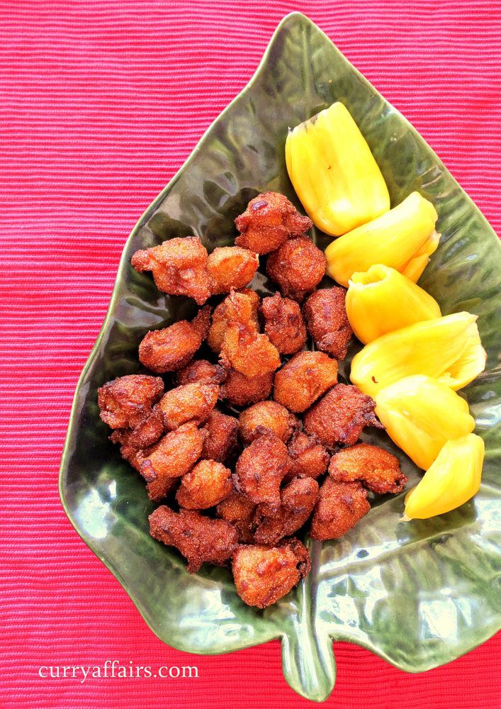 Jackfruit Fritters (Phansa Mulik)
