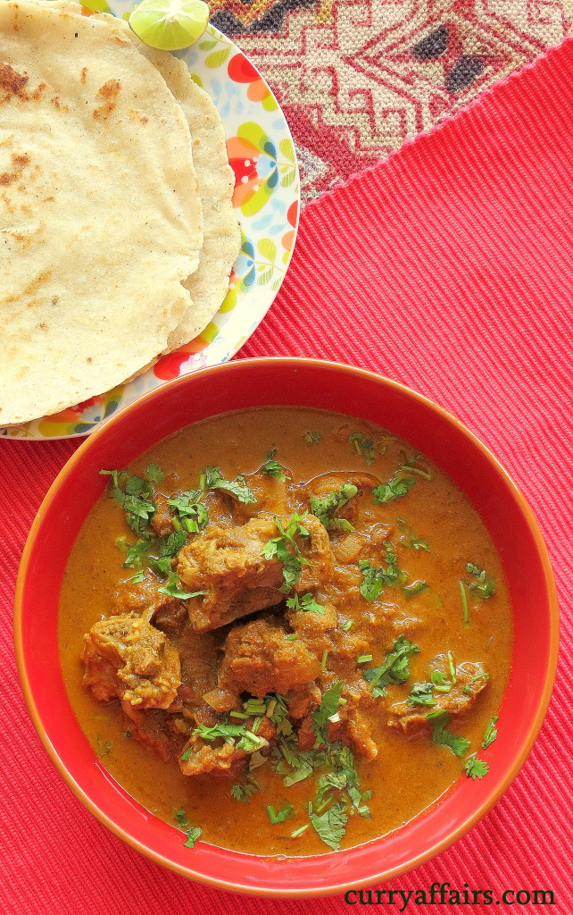Traditional Konkani mutton curry (2)