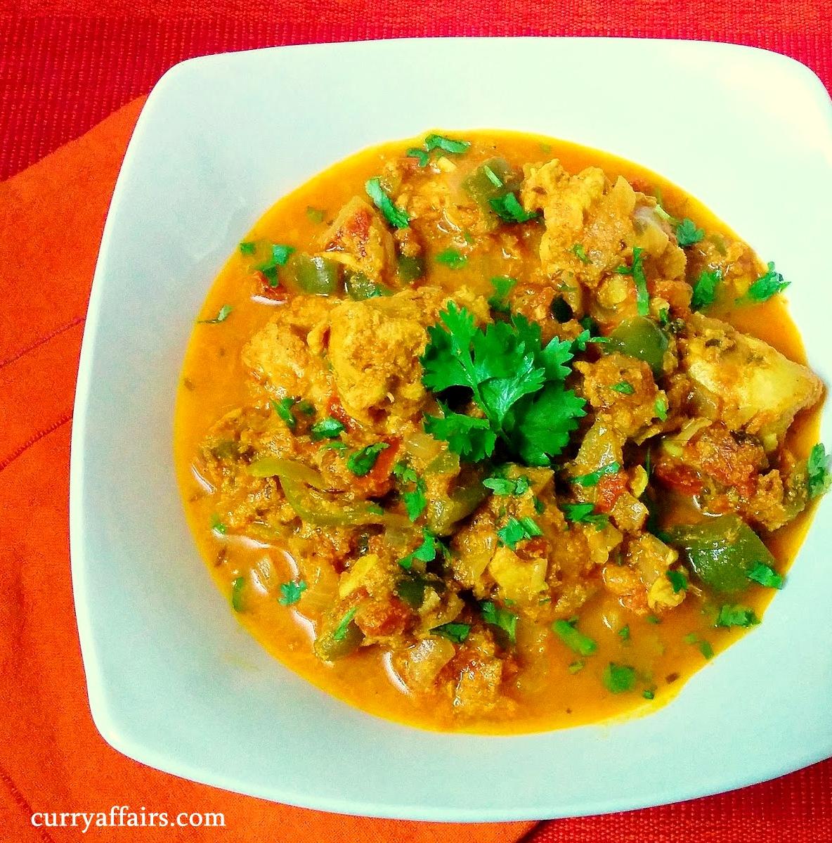Simple Dahi Chicken Recipe