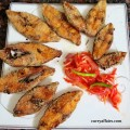 deep fried pomfret Konkani recipe