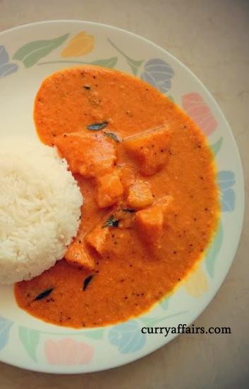 Konkani Ash gourd Curry