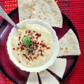 Hummus - Arabic style Chickpeas sauce