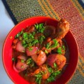 Spicy Chicken in Goan Spices