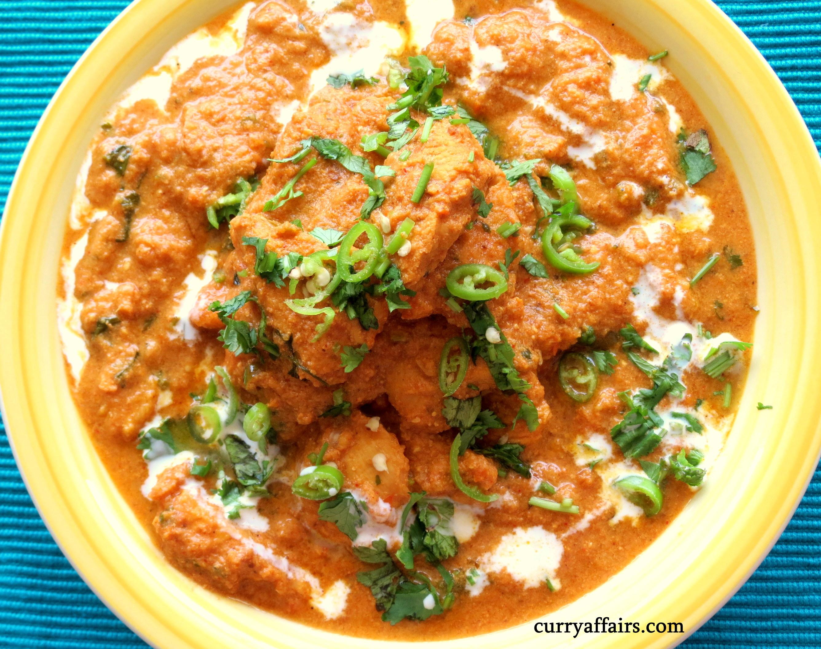 Amritsari Murgh Makhani - Butter Chicken